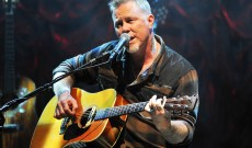 Metallica Plot Charity Acoustic Concert