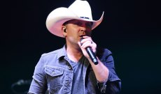 Justin Moore Plays Benefit Concert for Parkland Shooting Victims