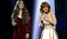 Flashback: See Lauren Daigle, Reba McEntire Sing Powerful 'Back to God'