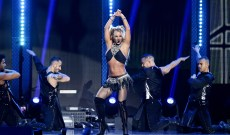 Britney Spears Announces New Las Vegas 'Domination' Residency