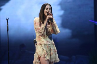 Hear Lana Del Rey Tease New Track 'Norman Fucking Rockwell'