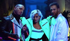 David Guetta, Bebe Rexha, J Balvin Throw Tropical Rager in 'Say My Name' Video