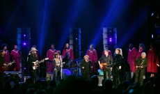 Chris Stapleton, Maren Morris, Mavis Staples Sing 'I'll Take You There' at CMA Awards