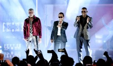 Latin Grammys 2018: See Bad Bunny, Marc Anthony's Fizzy 'Está Rico'