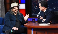 Hear Jeff Tweedy's Hilarious Bruce Springsteen Fib on 'Colbert'