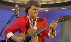 Flashback: Ricky Skaggs Crosses the Atlantic for 'Country Boy'