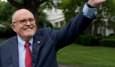 Rudy Giuliani Is Back With Another Round of Unhinged Interviews
