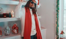 Lil Jon, Proving He's Still Lil Jon, Made the Year's Rowdiest Christmas Song