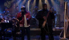 Watch Black Thought's Immaculate 'Conception' on 'Fallon'