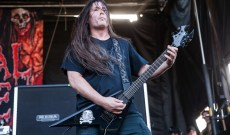 Cannibal Corpse Guitarist Arrested for Assaulting Officer After House Fire