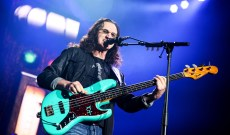 Rush's Geddy Lee Talks Massive New Bass Book, Meeting John Paul Jones