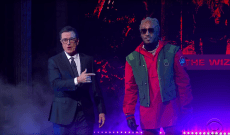 See Future Perform Chilly 'Crushed Up' on 'Colbert'