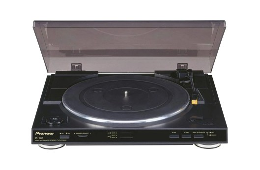 best pioneer turntable record player review