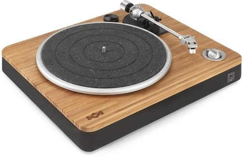house of marley record player turntable review