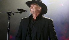 Trace Adkins Sets Dates for Don't Stop Tour 2019