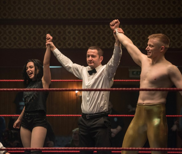 Fighting With My Family A Wrestling Biopic From Suplex To Nuts Rolling Stone
