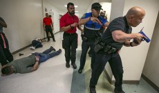 Mock Executions? Real Screams and Blood? Just Another School Shooter Drill