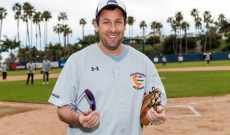 Adam Sandler Plots North American Summer Tour