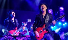 Hear Santana's Fiery New Rick Rubin-Produced Song 'Los Invisibles'