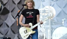 Chrissie Hynde Previews New Covers LP With Rendition of 'Caroline, No'
