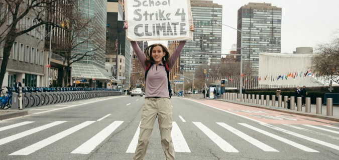A New Generation of Activists Is Taking the Lead on Climate Change