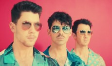 See Jonas Brothers Cheekily Celebrate Miami-Style Eighties in 'Cool' Video