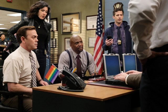 "brooklyn nine nine - Brooklyn Nine-Nine (S06E14) ""Ticking Clock"""