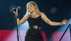 Miley Cyrus Debuts Three Songs, Teases New Release at Big Weekend Fest
