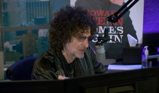 Howard Stern's 'Ridiculous' First Celebrity Interview
