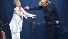 Pink Duets With Chris Stapleton at New York Tour Stop