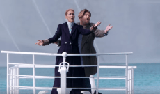 Watch James Corden and Céline Dion Recreate 'Titanic' in 'Carpool Karaoke'