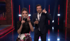 Watch Millie Bobby Brown Prove Her Karaoke Skills on 'Fallon'