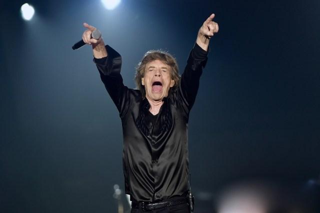 Mick JaggerThe Rolling Stones in concert, LU Arena, Nanterre, France - 25 Oct 2017