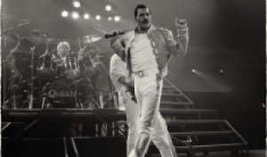 See Freddie Mercury Belt 'Time Waits for No One' in Unreleased New Solo Clip