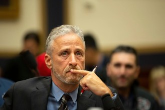 Jon Stewart Continues to Blast Republicans for Not Supporting the 9/11 Victim Fund