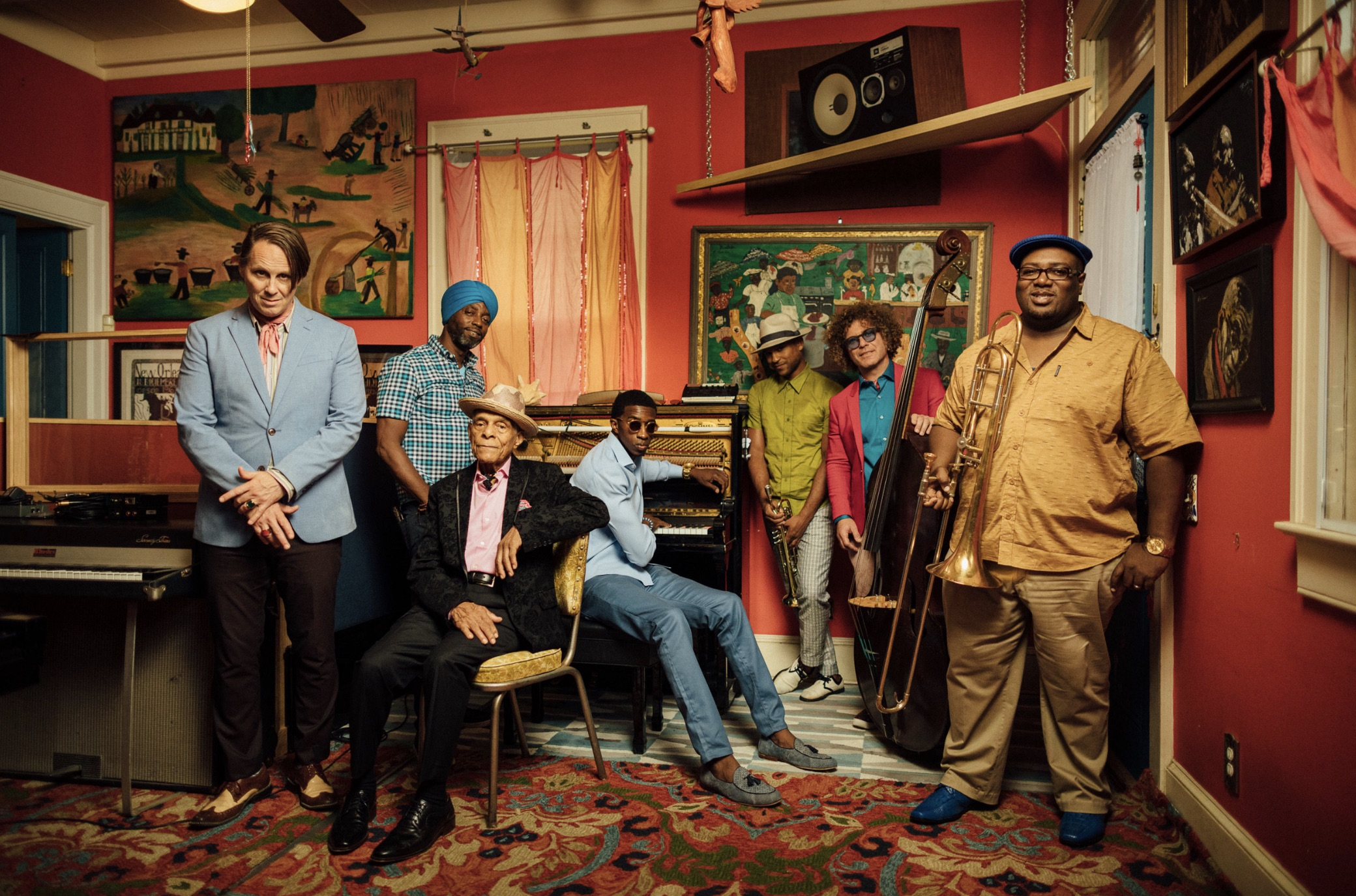 Preservation Hall Jazz Band Preview A Tuba To Cuba Lp