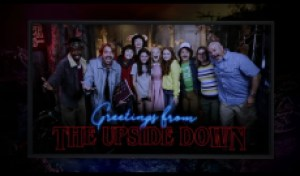 Watch 'Stranger Things' Cast Pose as Wax Figures, Freak Out Fans