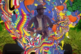 Gary Clark Jr. Builds Psychedelic Peace Path in 'Got to Get Up' Video
