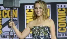 Marvel Unveils Phase 4 Plans: 'Thor 4,' 'Eternals,' 'Blade' Reboot