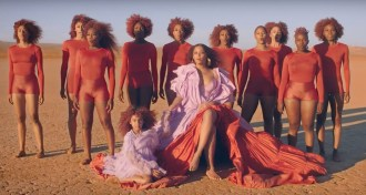 Watch Beyonce's Striking, Vibrant New 'Spirit' Video