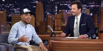 Chance the Rapper Reveals 'The Big Day' Cover Art, Release Date on 'Fallon'