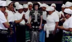 Watch Madonna Embrace Euphoric Batuque Spirit in New 'Batuka' Video