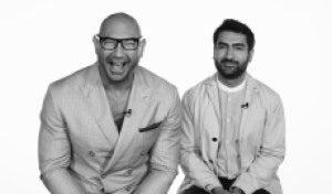 The First Time: Dave Bautista and Kumail Nanjiani
