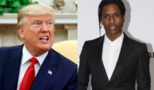 Kanye West Contacted Donald Trump About A$AP Rocky's Incarceration