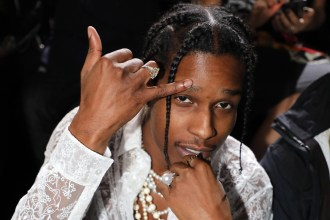 Man Involved in A$AP Rocky Altercation Will Not Be Charged With Assault