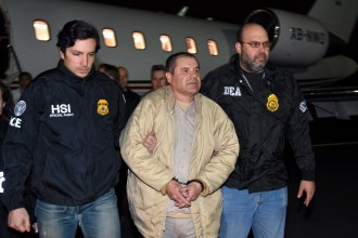 El Chapo Sentenced to Life in Prison
