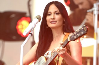 See Kacey Musgraves' Mesmerizing 'Slow Burn' on 'Today'