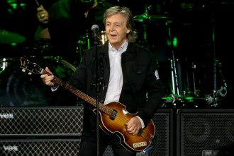 Paul McCartney Writing Musical Version of 'It's a Wonderful Life'