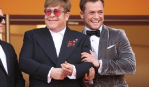 'Rocketman' Star Taron Egerton to Read Audiobook of Elton John's Memoir