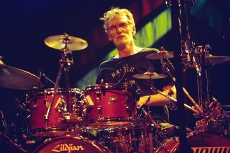 Flashback: Ginger Baker Returns to His Jazz Roots With Bill Frisell, Charlie Haden